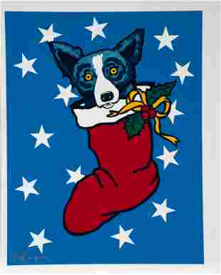 George Rodrigue - I'm All She Wants