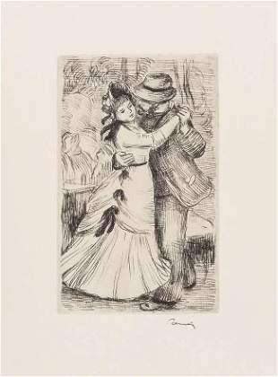 Pierre Auguste Renoir - La Danse a la Campagne 2E