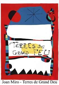 Joan Miro - Terres de Grand Deu