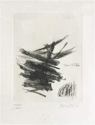 Hisao Domoto - Untitled IV