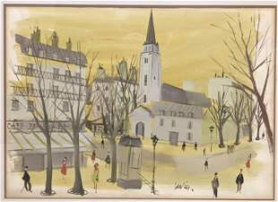 Charles Levier - Church