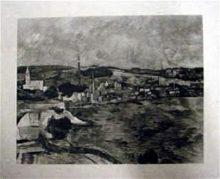 Paul Cezanne - L'Estaque