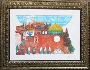 Amram Ebgi - Wailing at the Wall