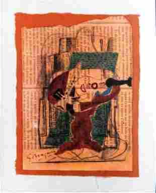 Georges Braque - Tavola 4