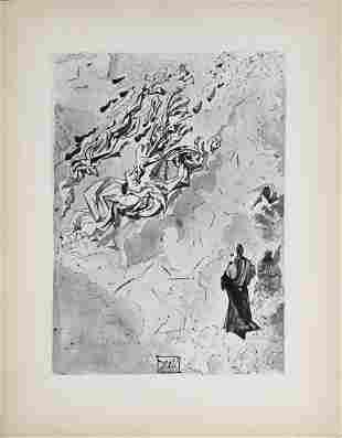Salvador Dali - The Sixth Sphere of Jupiter
