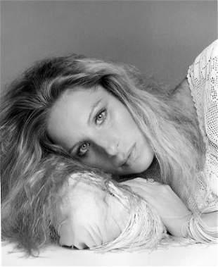 Francesco Scavullo - Barbra Streisand - 1975