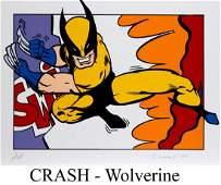 CRASH - Wolverine
