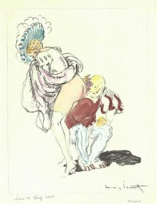 Louis Icart - Livre IV Chapter LVIII