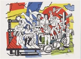 Fernard Leger - The Great Parade