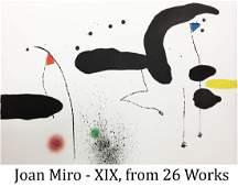 Joan Miro - XIX. Dupin 950