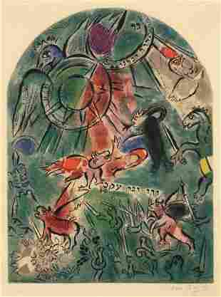 Marc Chagall (After) - The Tribe of Gad