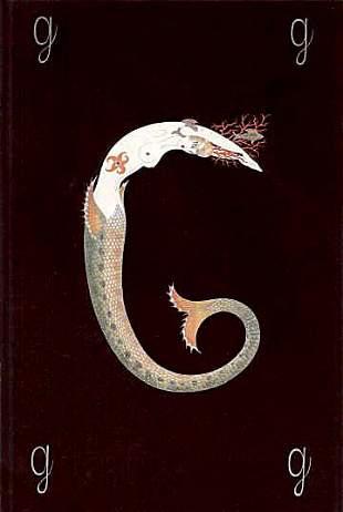 Erte - The Letter G