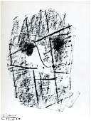 Pablo Picasso - Cubist Portrait of Kahnweiler