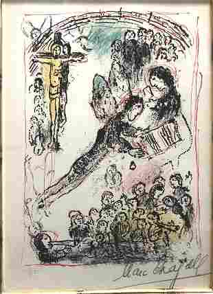 Marc Chagall - La Feerie et le Royaume