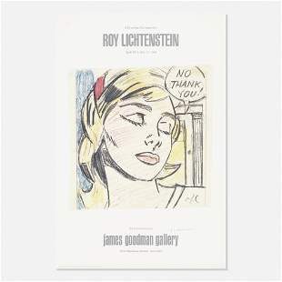 Roy Lichtenstein - No Thank You