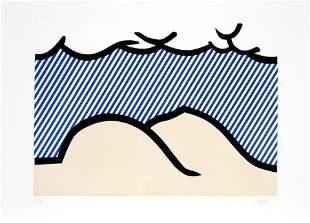 Roy Lichtenstein - De Denver au Montana