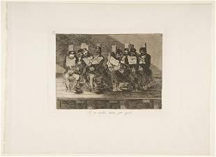 Francisco Goya - No se puede saber por que (One Can't