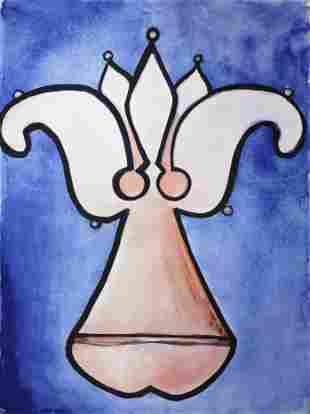Salvador Dali - Fleur De Lys
