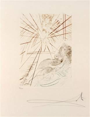 Salvador Dali - L'angle Gabriel