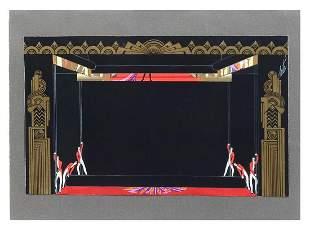 Erte - Ballet Eric Satie