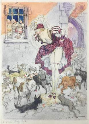 Louis Icart - Livre II Chapter XXII