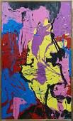 M. Stone - Slash VIII (Tribute to Jackson Pollock)