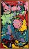 M. Stone - Slash VI (Tribute to Jackson Pollock)