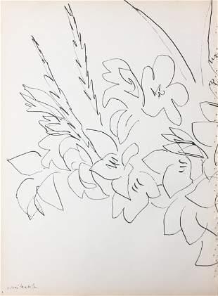 Henri Matisse - Flowers