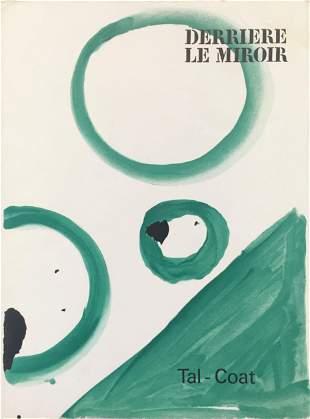 Joan Miro - Cover for Derriere le Miroir No. 153