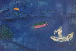 Marc Chagall (After) - Echo