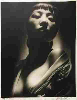 George Hurrell - Anna May Wong