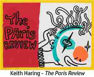 Keith Haring  - The Paris Review