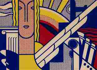 Roy Lichtenstein - Modern Art