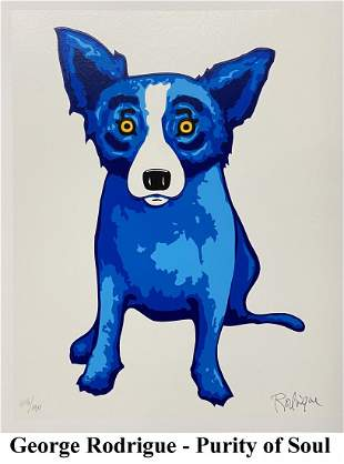 George Rodrigue - Purity of Soul