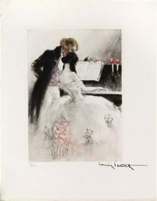Louis Icart - Piano Practice