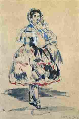 Edouard Manet - Tavola 23
