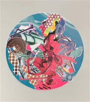Frank Stella - Perinthia