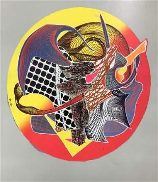 Frank Stella - Calnogor