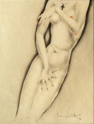 Louis Icart - Virgin Breasts