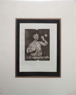 Edouard Manet - L'Enfant aux Bulles de Savon