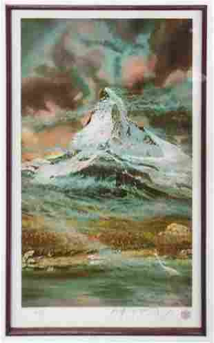 Brett Livingstone - Matterhorn