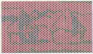 Roy Lichtenstein - Haystack #2