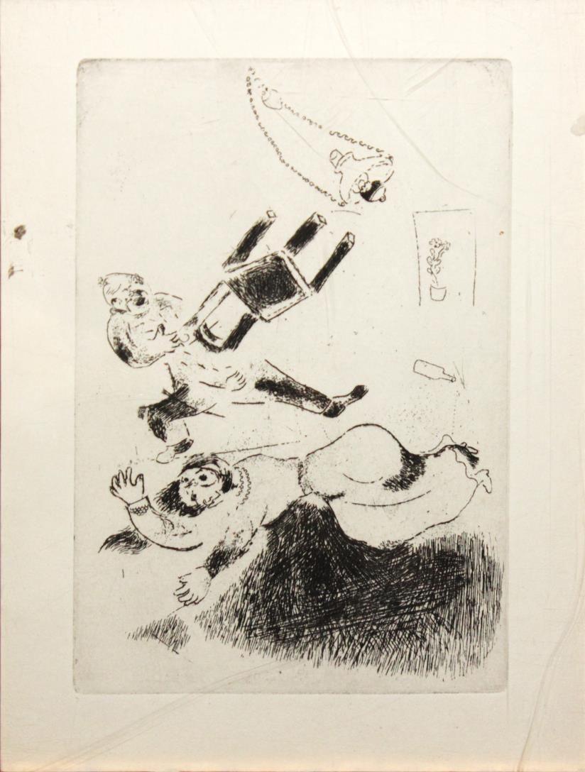 Marc Chagall - Untitled