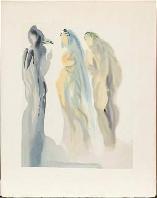 Salvador Dali - The Sphere of Venus