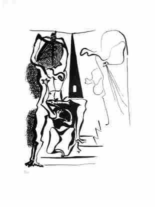 Pablo Picasso - Untitled from Nouveau Cercle Parisien