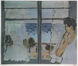 Henri Matisse - The Woman at the Window