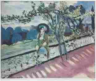 Henri Matisse - La Promenade