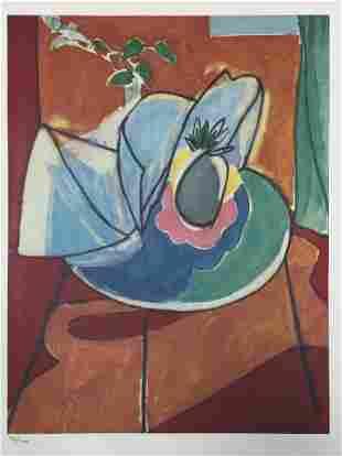 Henri Matisse - The Pineapple