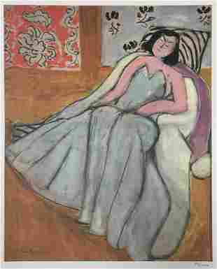 Henri Matisse - Young Woman in the Pelisse