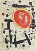 Joan Miro - Untitled Composition IV